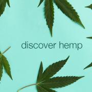 Discover Hemp – Hemp Leaf